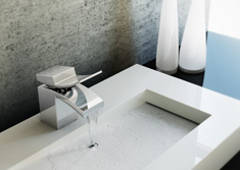 Robinet, salle de bain