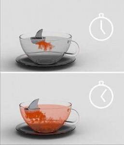 cute fun tea infuser