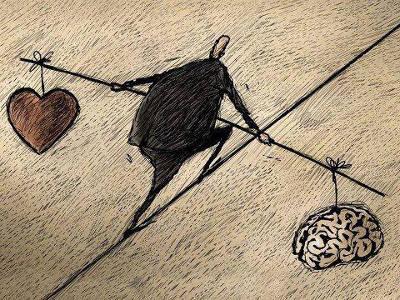 coeur et raison balance