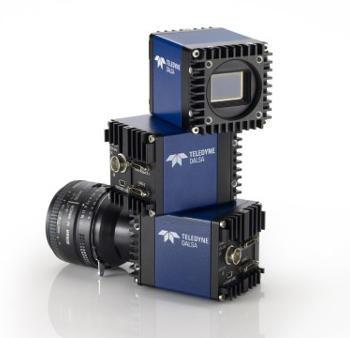 Caméra digitale 2D