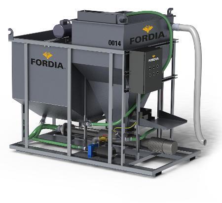 Système de traitement des eaux en forage